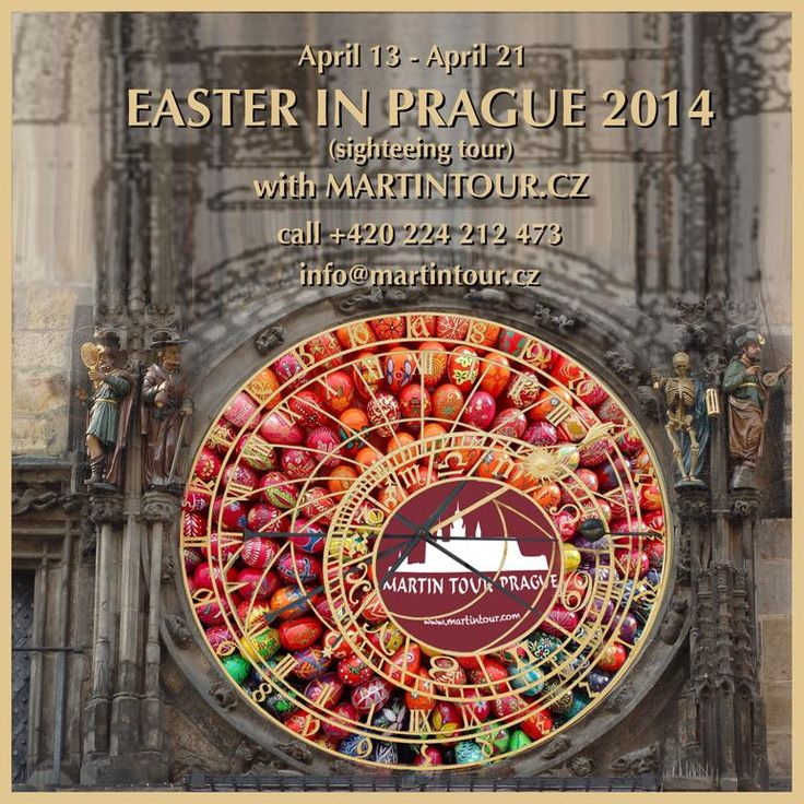 Easter in Prague 2014