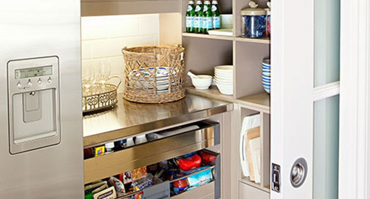How to design the perfect butler's pantry | Home Beautiful Magazine Australia