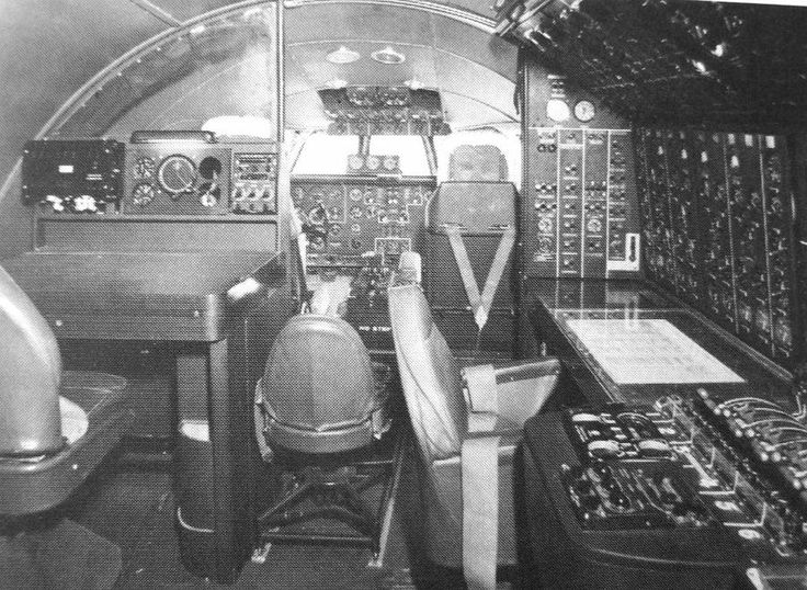 Saunders Roe A45 Princess Flying Boat crew compartment | Seaplanes | Pinterest | Flying boat ...