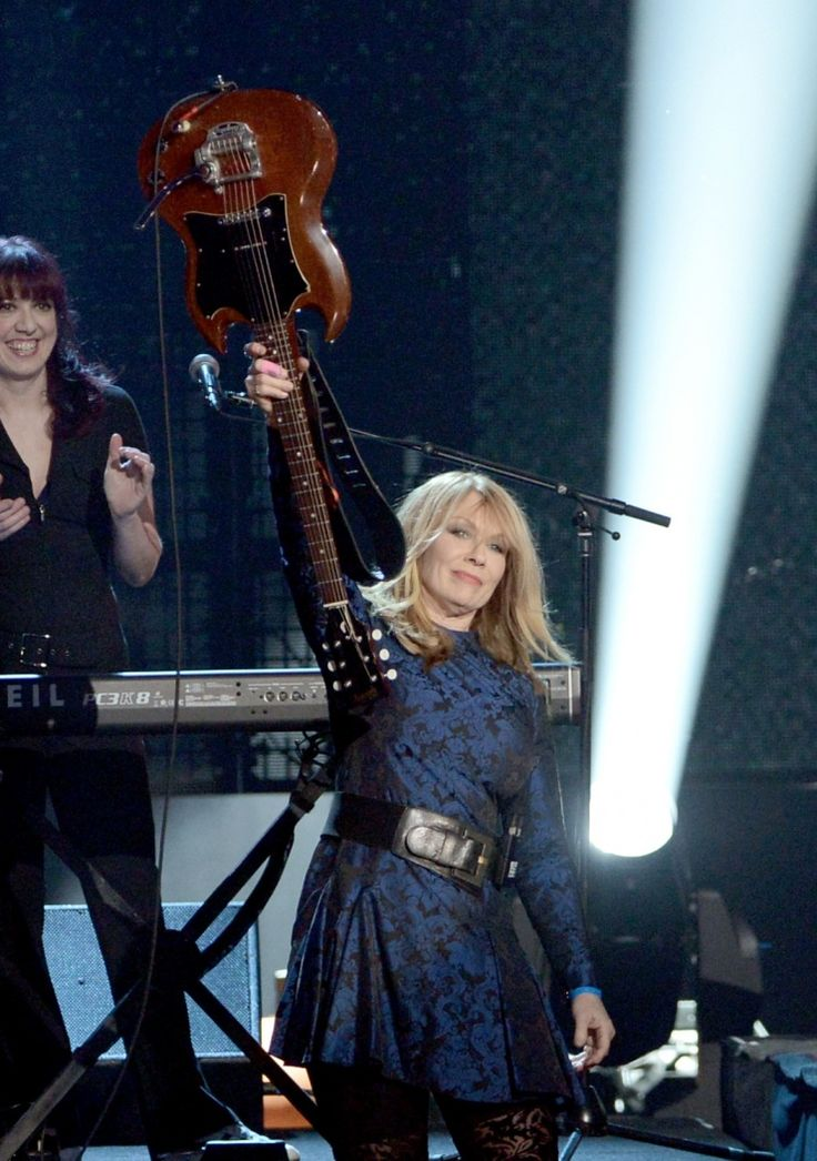 Nancy Wilson | GRAMMY.com