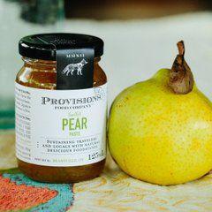 Bartlett Pear Paste