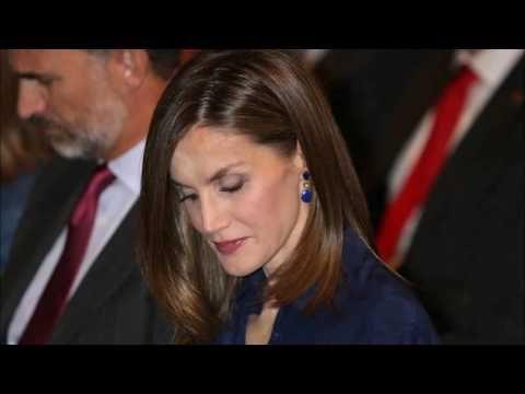 King Felipe and Queen Letizia - Camilo Jose Cela's Birth