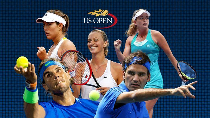 TimeLineAlex: US Open 2017 - Rafael Nadal vs Roger Federer