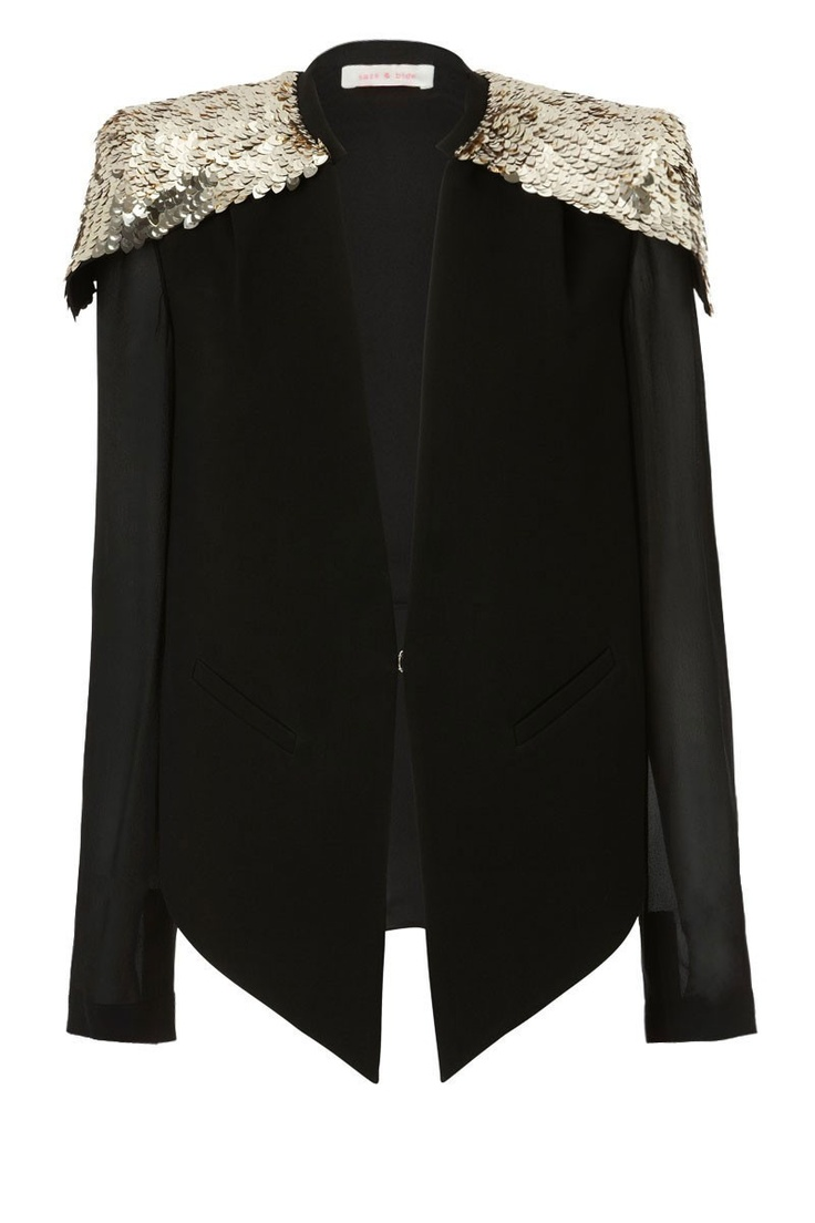 Sass & Bide, The Starring Role Jacket