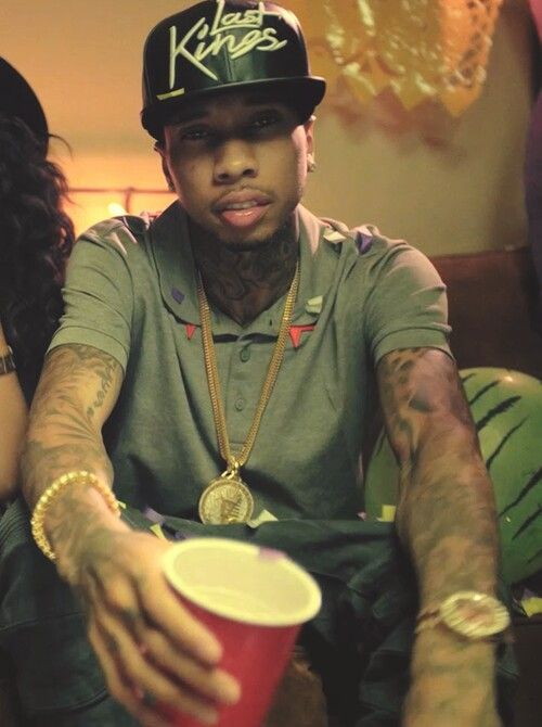 Tyga last king fine as all get out mmmhmm