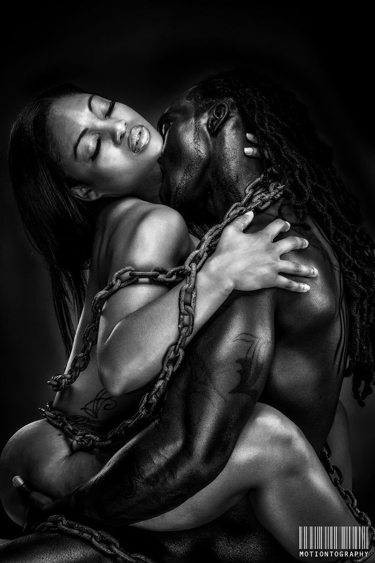 Ebony erotica art