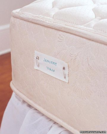 Colchón | Cómo limpiar absolutamente (casi) todas y cada una de las cosas