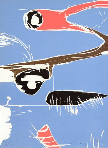 Furuholmen, Magne - Blåtoneboulevardene - blått