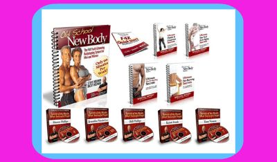 Is This Really the Best Weight Loss and Anti-aging Program for Over 40's. Old School New Body F4x Training System Review. #seniorhealth #seniorfitness #oldschoolnewbody
