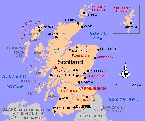 scotland dundee grangemouth invergordon leith montrose and
