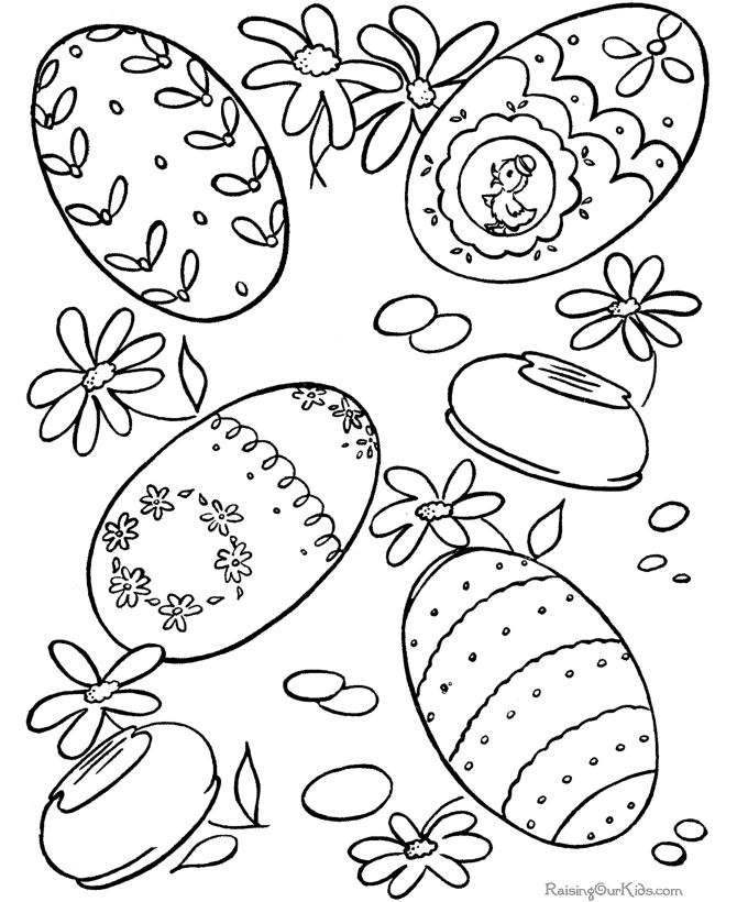 452 best coloring pages images on pinterest | coloring pages ... - Easter Egg Coloring Pages Crayola