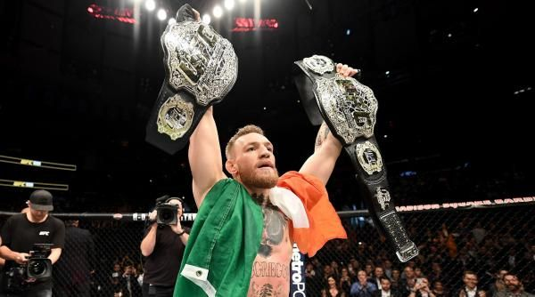 """McGregor on Fight vs Mayweather: """"I want $100 million cash to fight you under boxing rules cause he's afraid of a real fight."""" http://ift.tt/2fhyD0J Love #sport follow #sports on @cutephonecases"""