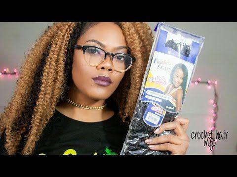 Freetress Bohemian Braid Crochet Hair Info |Krissyslifestyle - YouTube