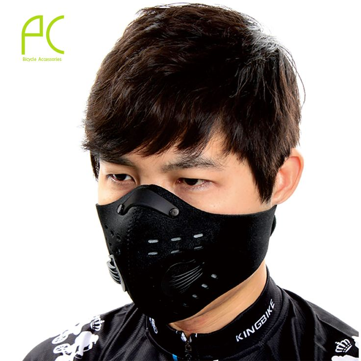 Anti-pollution City Cycling Face Mask Mouth-Muffle Dust Mask Bicycle Sports Protect Road cycling mask cover Protective
