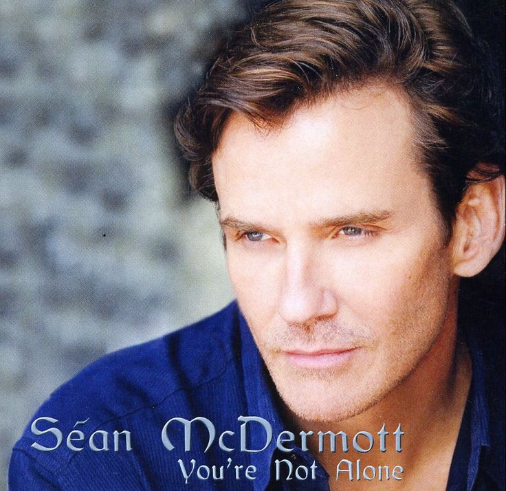 Sean McDermott - You're Not Alone, Black