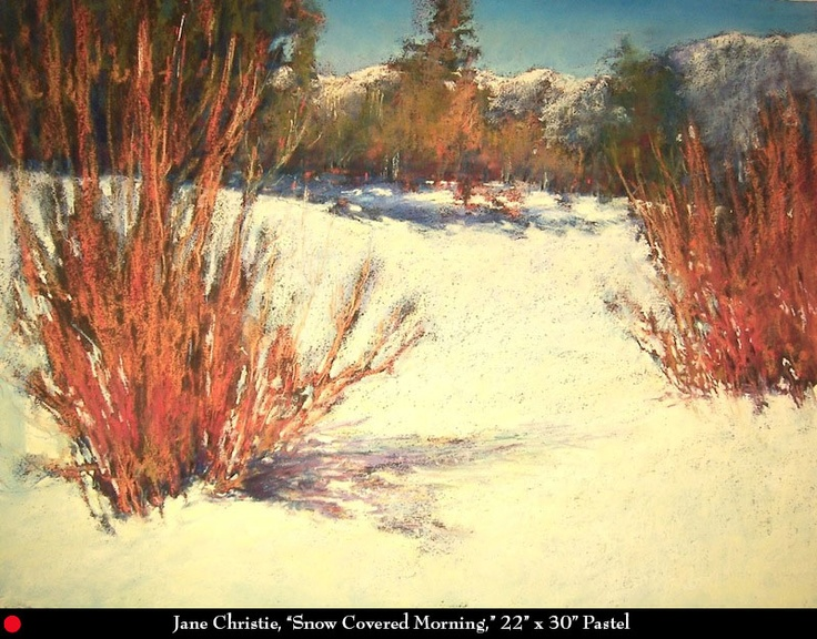 Jane Christie , Artist, Pastel Artist, Pastels, Saks Galleries, Cherry Creek, Denver, Colorado, Saks Art Gallery: Pastel Paintings, Pastel Artists