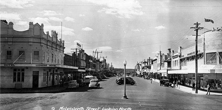 Molesworth Street looking north