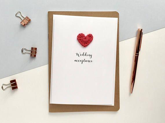 Wedding Acceptance Card Rsvp Wedding Card Simple Wedding Acceptance Card Wedding Invitation Acceptance Wedding Acceptance Card Cards Rsvp Wedding Cards