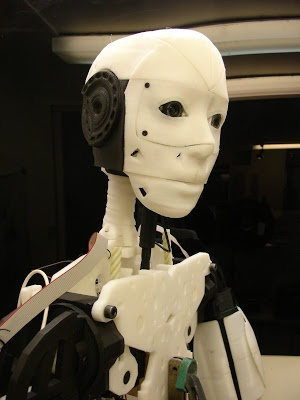 3D Print Your Own Humanoid Robot