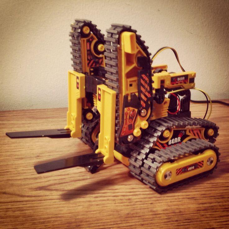 Robots R Cool -