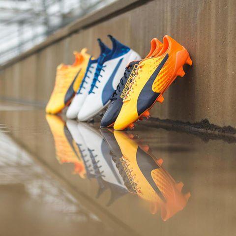 #sportlyne #magazzinoRobbiati #pumacalcio #pumafootball #calciomania #scarpecalcio #nuoviarrivi #evoTouch #evoPower