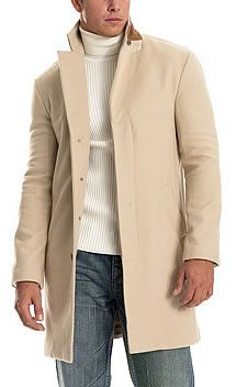 White/cream is not my color but I do like this Armani Men outfit.
