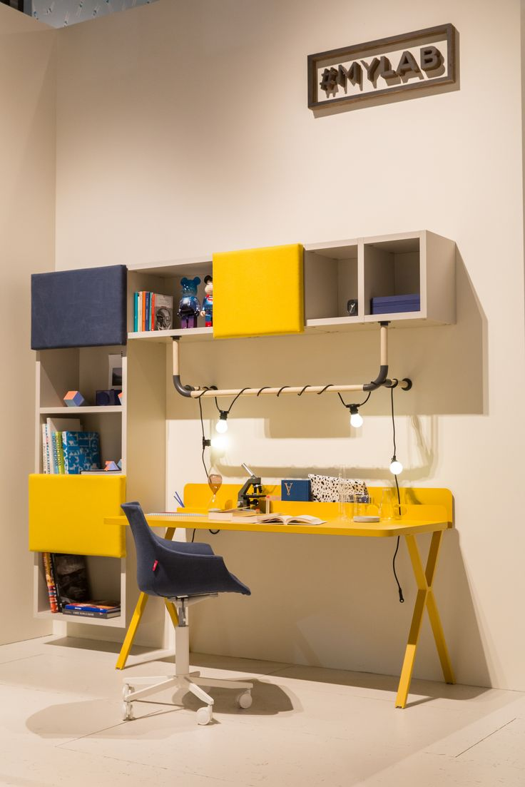 #Kids and #teens get ready for their new adventure with #Nidi. #NidiDesign #interior #kidsroom #cameretta #italiandesign #madeinitaly
