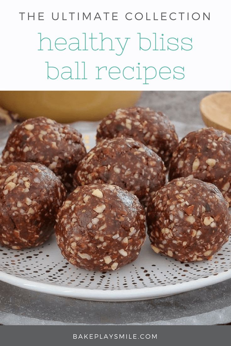 10 of the very best healthy bliss ball recipes - raw & guilt-free eating at it's best (and yummiest!!). Try them and you'll fall in love! #bliss #balls #healthy #fit #recipes #best