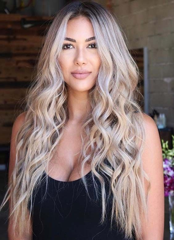 Long Beach Hair Blonde Youjiz 1