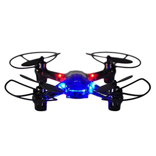 Inguity® Max Speed - Personal 3D Stunt Micro Drone - Quadcopter Mini Nano Drone - US Customer Support - 30 Day Warranty Inguity