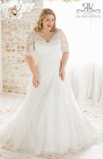 vestidos de novia para gorditas - con fotos espectaculares | vestido
