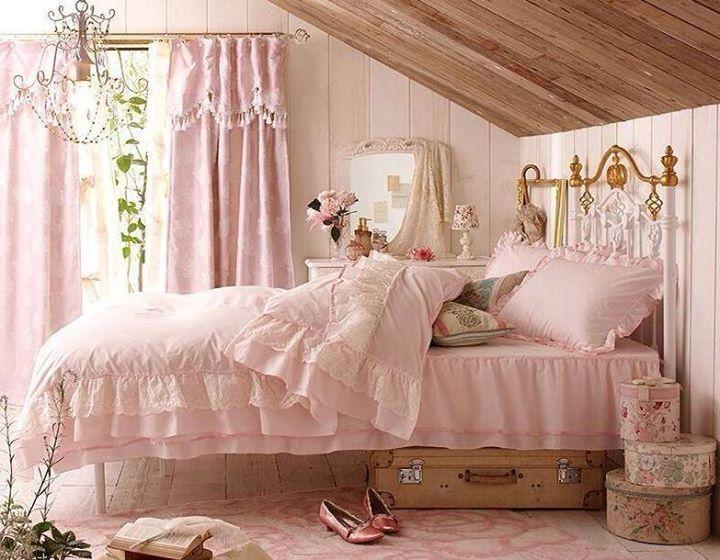 Colorful Shabby Chic Living Room Ideas Elaboration - Living Room ...