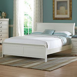 Full Size Bedroom Sets White best 25+ white sleigh bed ideas only on pinterest | rustic sleigh