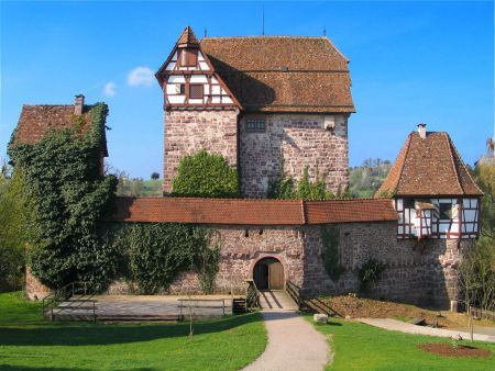 Altes Schloss Altensteig