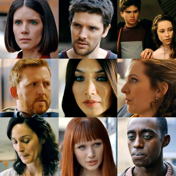 My review on Humans, series 2, is now live on the blog. Got five minutes? Have a read!