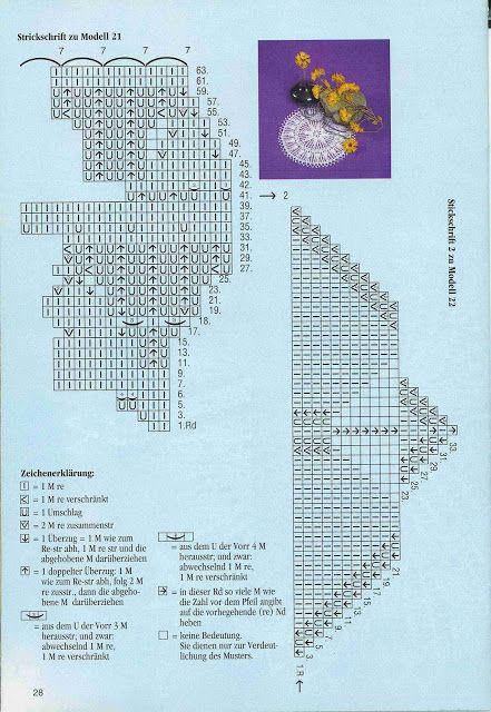 Diana Special - D 245 Strickdeckchen - Alex Gold - Picasa Web Albums