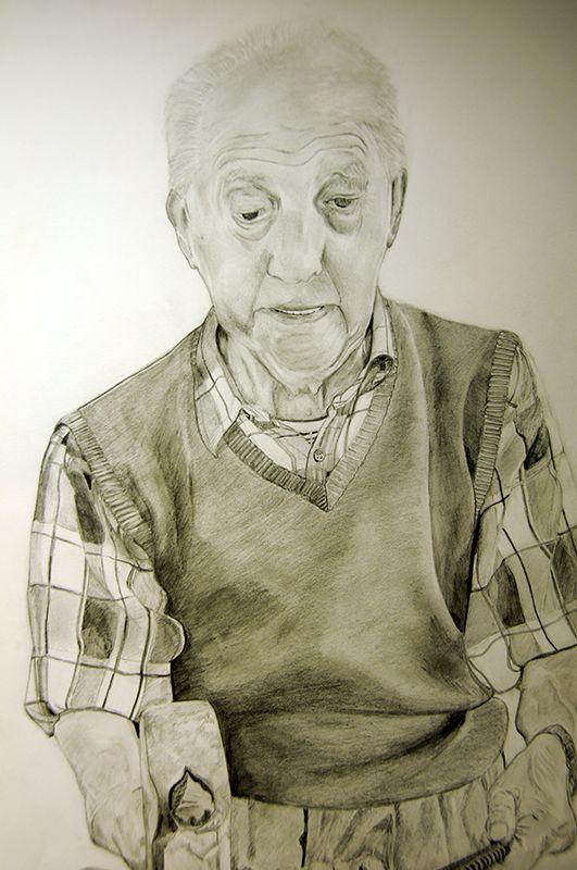 "Min bestefar - ""smeden"""