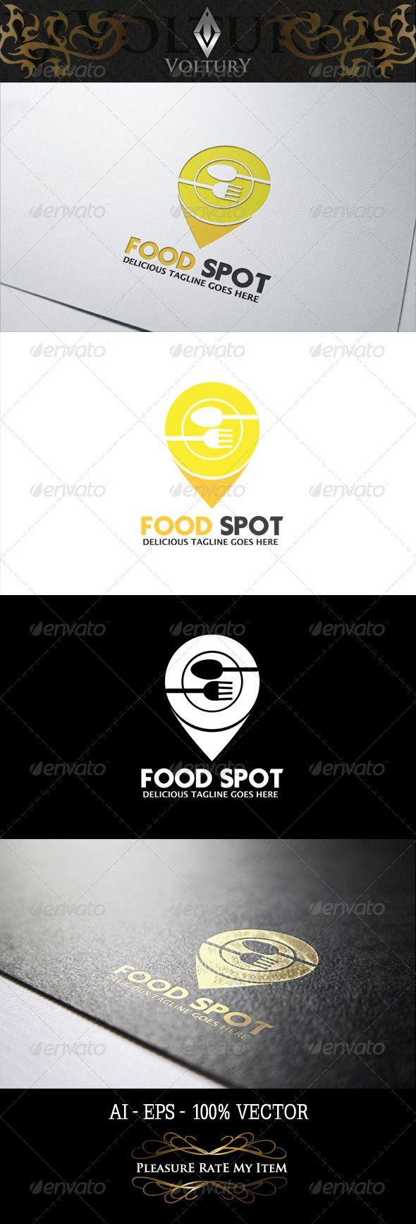 Food Spot Logo