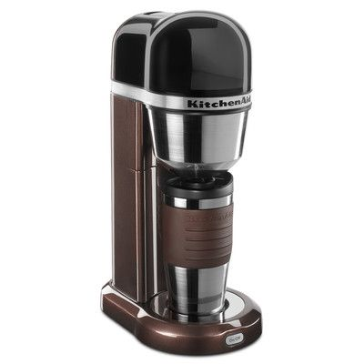 KitchenAid Personal 4 Cup Coffee Maker & Reviews | Wayfair
