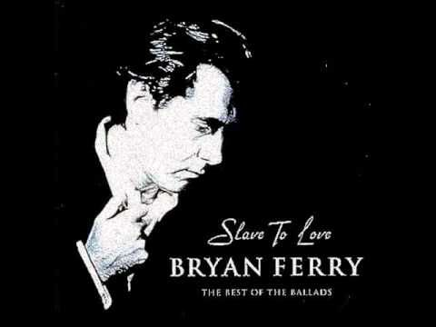 Bryan Ferry - Slave to Love (Extended Version) -- the song that Nick and Delfina listen to in RETRIBUTION.