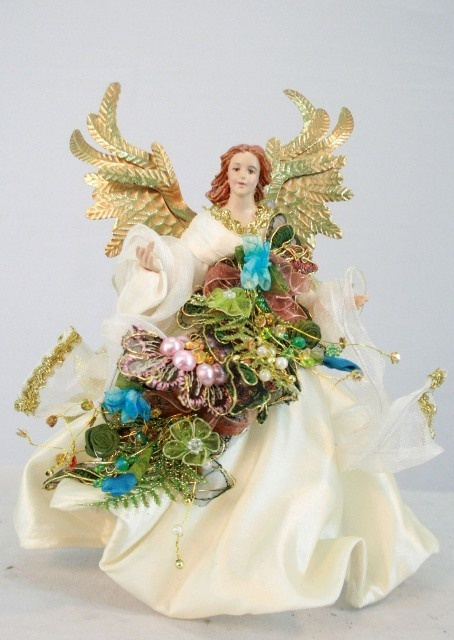 Charming Floral Angel by Alriver Export Philippines (www.alriverexport.com)