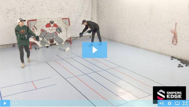 Learn about the 5 Stick Handling Mistakes to Avoid in our new blog post  https://www.snipersedgehockey.com/blogs/news/5-stick-handling-mistakes-to-avoidr?utm_content=buffer6c856&utm_medium=social&utm_source=pinterest.com&utm_campaign=buffer #ccm #hockey #goal