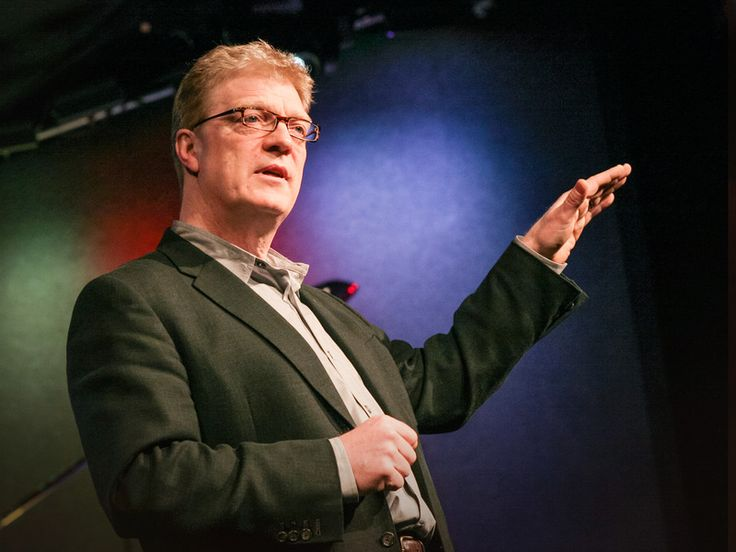 15 TED Talks That Will Change Your Life This one is one of my favourites! Ken Robinson: How schools kill creativity via TED