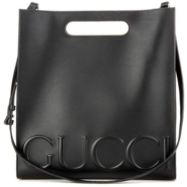 XL leather shopper (£1,555) ❤ liked on Polyvore featuring bags, handbags, tote bags, gucci, genuine leather purse, gucci tote bag, gucci purses, leather purse and genuine leather handbags