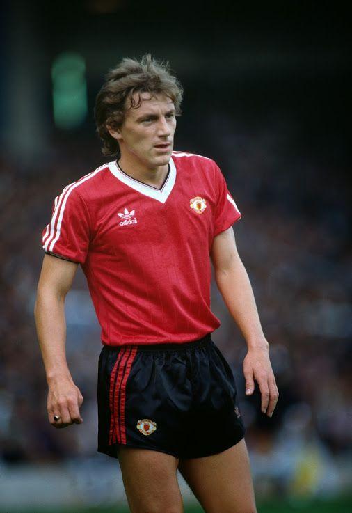 Steve Coppell - Manchester United