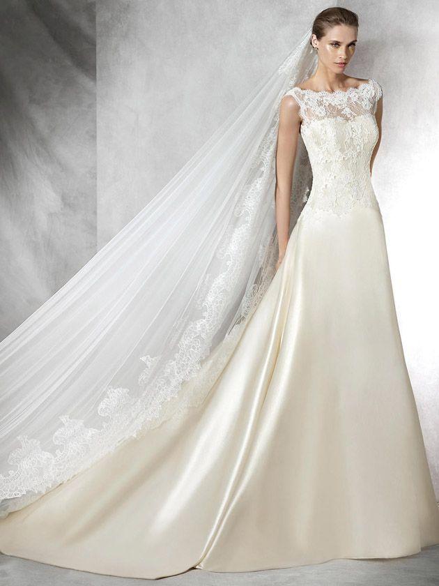 15 best vestidos Dario images on Pinterest | Wedding frocks ...
