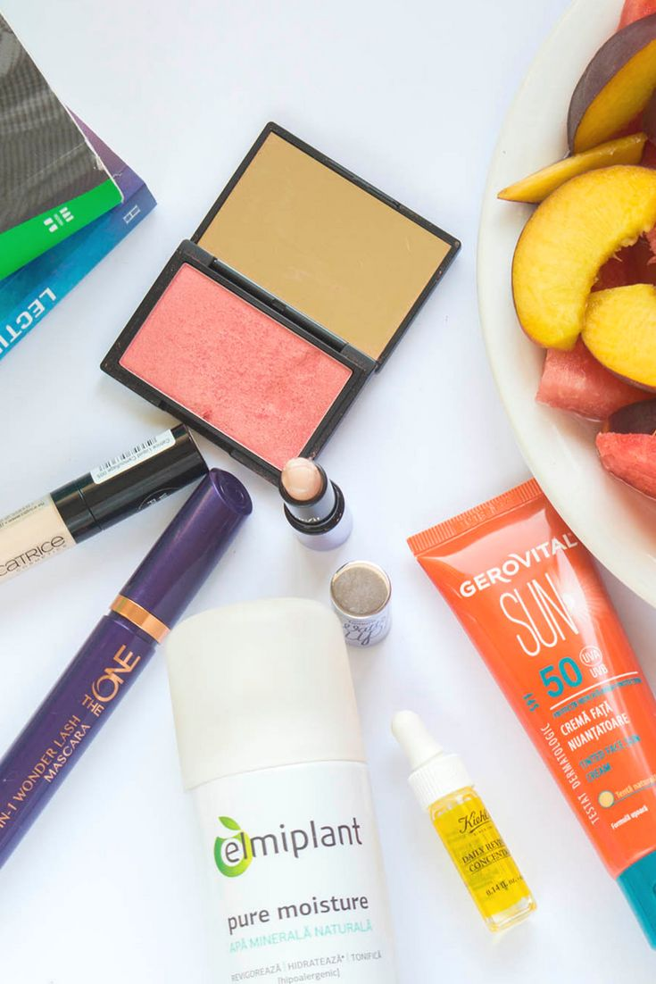 My top most used products in June