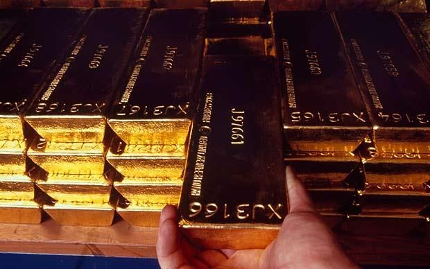 """Gold Price On The Rise: How To Invest In Bullion - Gold enthusiasts were buoyed on January 16th by the decision of Germany's central bank to pull its gold reserves out of Paris and New York. It follows warnings from the country's Court of Auditors that bullion held abroad had """"never been verified physically"""" and was not under proper control."""