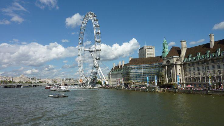 London Eye. London. England
