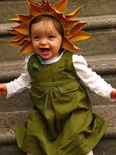 this WILL be my child's Halloween costume until she starts making her own decisions.